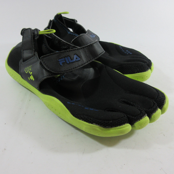 Fila Skeletoes Ez Slide Five Finger Running Shoes